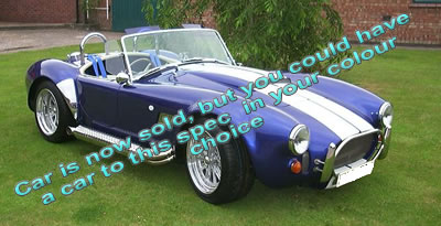 Absolutely Stunning Dax Cobra Replica